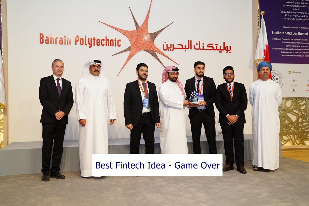 Best Fintech Idea - Game Over